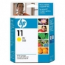 Cartuse color cerneala HP 11 originale